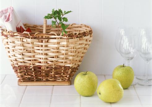 リンゴ「Kitchen countertop」:スマホ壁紙(13)