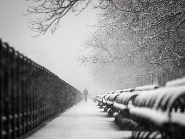Snow「New York City Hit With Unusual April Snow」:写真・画像(12)[壁紙.com]