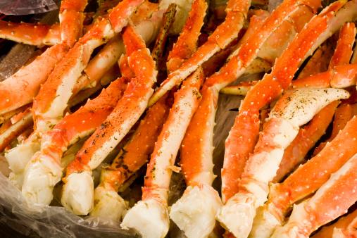 Spider Crab「King Crab Legs」:スマホ壁紙(1)