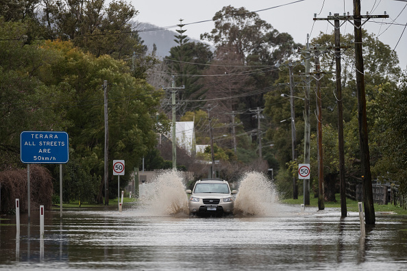 New South Wales「Flood Warnings Issued For South Coast As Wild Weather Hits NSW」:写真・画像(16)[壁紙.com]