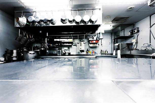 Japanese commercial kitchen:スマホ壁紙(壁紙.com)
