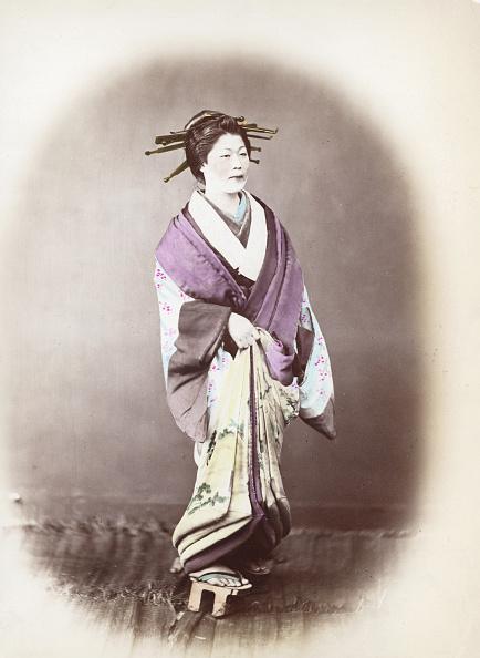 芸者「Japanese Courtesan」:写真・画像(2)[壁紙.com]