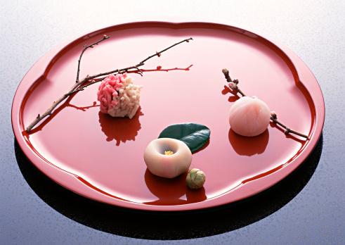 Wagashi「Japanese Confectionery」:スマホ壁紙(15)