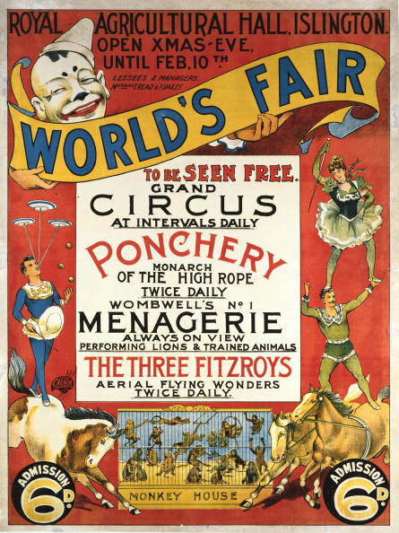 サーカス「Circus poster」:写真・画像(17)[壁紙.com]