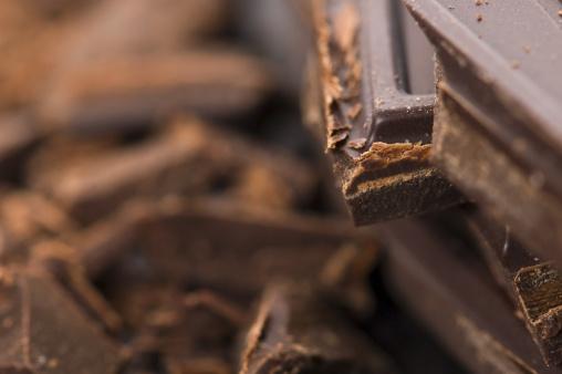 Milk Chocolate「Chopped chocolate」:スマホ壁紙(14)