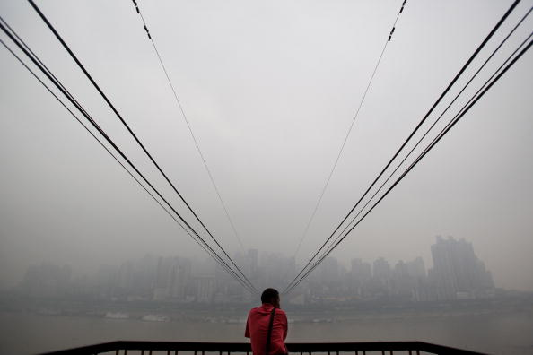 Chongqing「Nitrogen Oxide Levels Rise Dramatically As Economic Expansion Continues」:写真・画像(0)[壁紙.com]