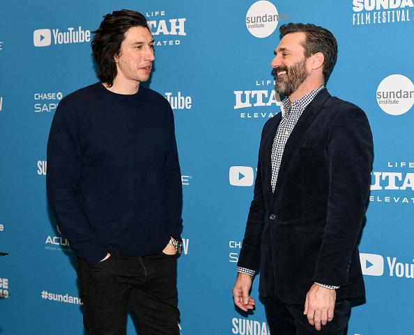 運転手「2019 Sundance Film Festival - 'The Report' Premiere」:写真・画像(14)[壁紙.com]
