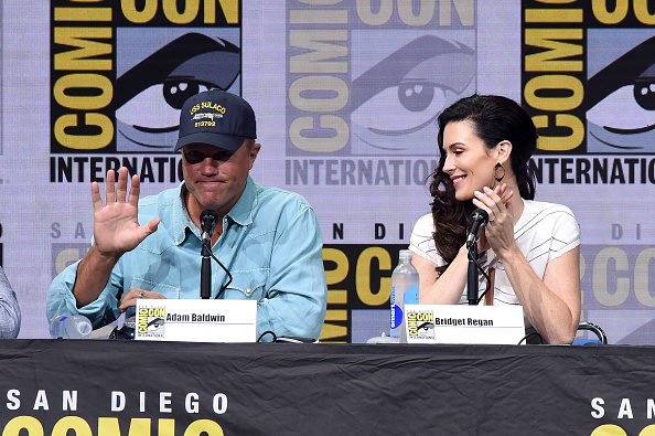 San Diego Convention Center「Comic-Con International 2017 - TNT's The Last Ship With Eric Dane: Panel And Exclusive Sneak Peek For Season 4」:写真・画像(12)[壁紙.com]