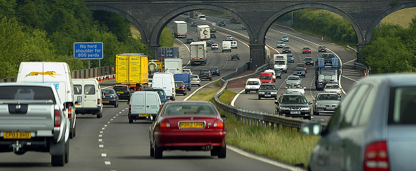 Multiple Lane Highway「Road Building Programme Announced in UK」:写真・画像(7)[壁紙.com]