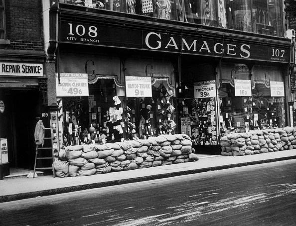 Urban Road「Sandbagged Shop」:写真・画像(2)[壁紙.com]