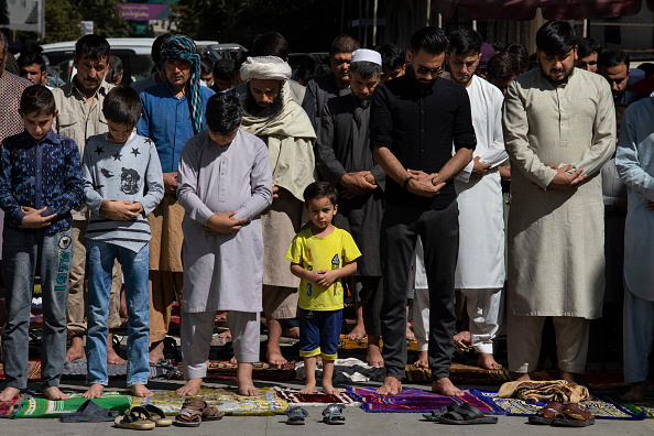 Kabul「Kabul On Edge As Attacks Increase Ahead of Elections」:写真・画像(6)[壁紙.com]