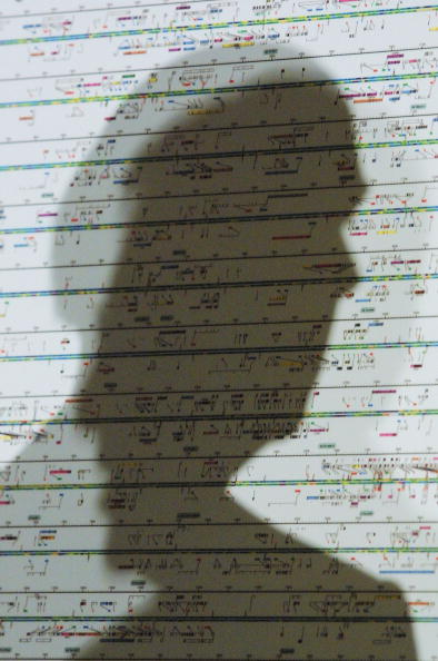 Binary Code「The first publication of the sequencing of the human genetic code」:写真・画像(0)[壁紙.com]