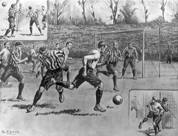 1900-1909「FA Cup Scenes」:写真・画像(15)[壁紙.com]