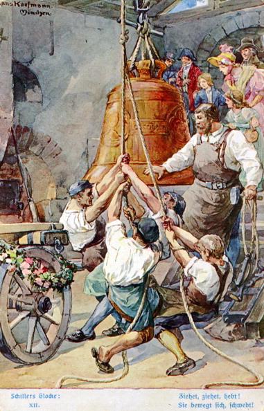 Bell「Illustration of Schiller 's 'The Song of the Bell'」:写真・画像(15)[壁紙.com]