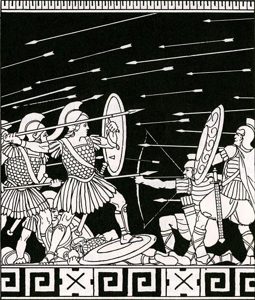 Classical Greek「The Battle Of Thermopylae」:写真・画像(17)[壁紙.com]