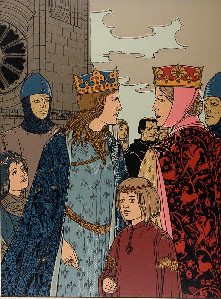 Tradition「Illustration The Nibelungs」:写真・画像(17)[壁紙.com]