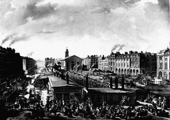 Covent Garden「London's Covent Garden」:写真・画像(16)[壁紙.com]