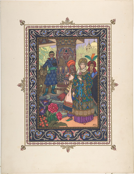 Fairy Tale「Illustration For The Fairy Tale Of Ivan Tsarevich」:写真・画像(2)[壁紙.com]