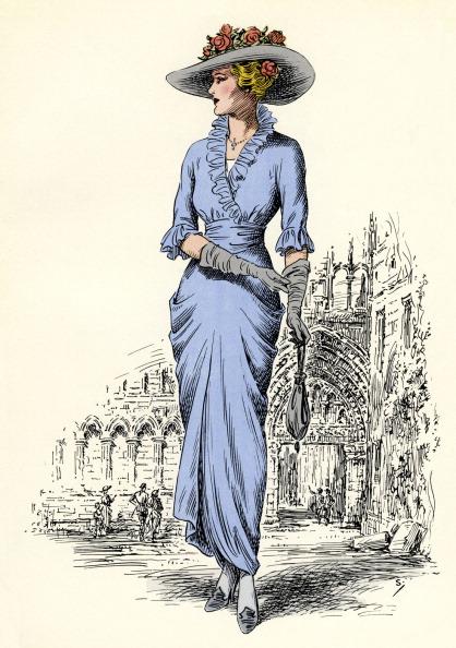 1910-1919「Scottish women 's fashion:  1912 - 1913」:写真・画像(6)[壁紙.com]