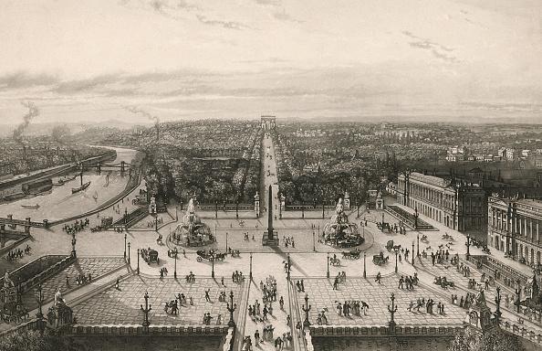 Arc de Triomphe - Paris「Place De La Concorde」:写真・画像(11)[壁紙.com]