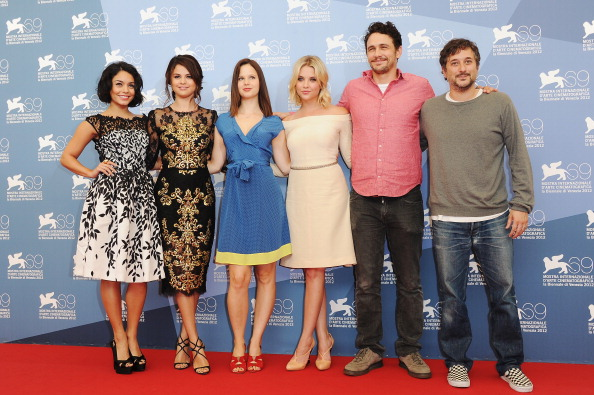 "Vanessa James「""Spring Breakers"" Photocall - The 69th Venice Film Festival」:写真・画像(4)[壁紙.com]"
