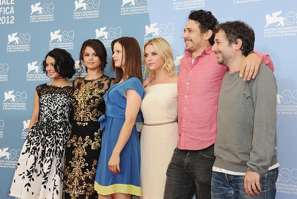 "Vanessa James「""Spring Breakers"" Photocall - The 69th Venice Film Festival」:写真・画像(6)[壁紙.com]"