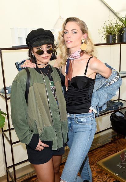 ヴァネッサ・ハジェンズ「Hudson Jeans FYF Fest Style Lounge」:写真・画像(8)[壁紙.com]