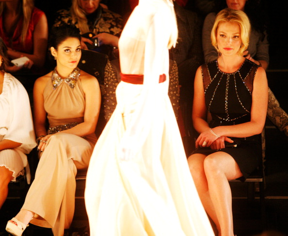 Katherine Heigl「Jenny Packham - Front Row - Fall 2013 Mercedes-Benz Fashion Week」:写真・画像(6)[壁紙.com]