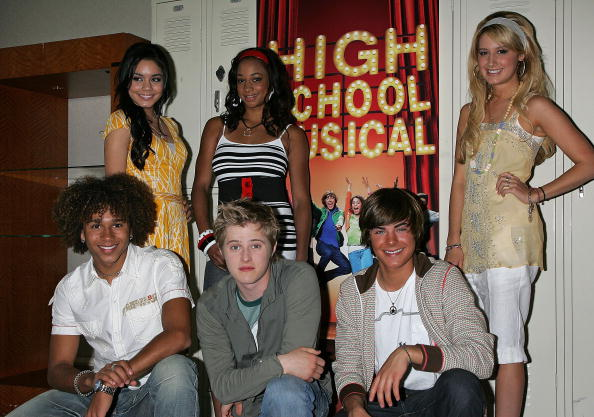 "High School Musical「Q & A Session With The Cast Of ""High School Musical""」:写真・画像(2)[壁紙.com]"