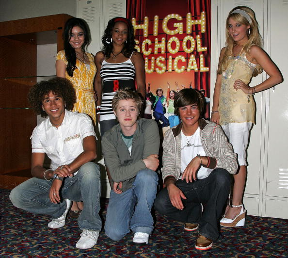 "High School Musical「Q & A Session With The Cast Of ""High School Musical""」:写真・画像(3)[壁紙.com]"