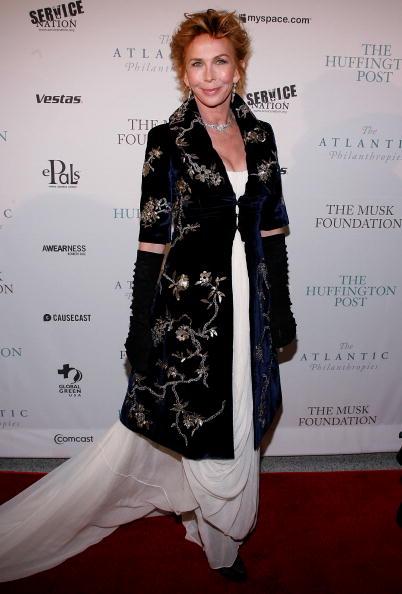 Alexander McQueen - Designer Label「The Huffington Post Pre-Inaugural Ball」:写真・画像(7)[壁紙.com]
