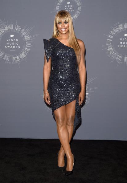 Sequin Dress「2014 MTV Video Music Awards - Press Room」:写真・画像(18)[壁紙.com]