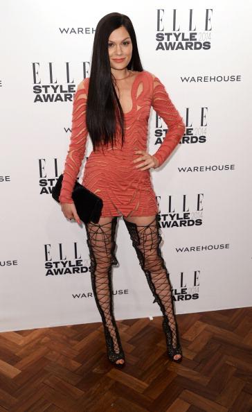 Lace-up「Elle Style Awards 2014 - Inside Arrivals」:写真・画像(2)[壁紙.com]