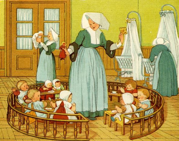 Toddler「Creche of Sister Rosalie」:写真・画像(18)[壁紙.com]