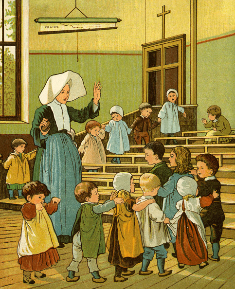 Toddler「Creche of Sister Rosalie」:写真・画像(12)[壁紙.com]