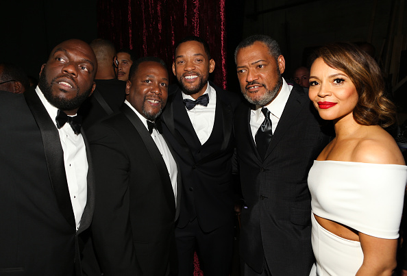J R Smith「46th NAACP Image Awards Presented By TV One - Backstage And Audience」:写真・画像(4)[壁紙.com]