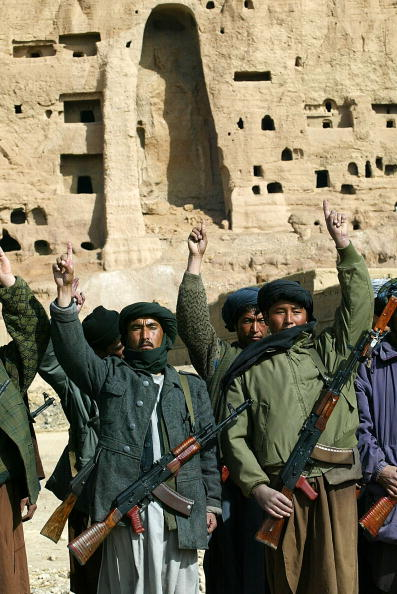 Taliban「Bamiyan Region Of Afghanistan」:写真・画像(0)[壁紙.com]