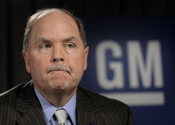 Graffiti「GM CEO Fritz Henderson Holds Press Conference」:写真・画像(16)[壁紙.com]