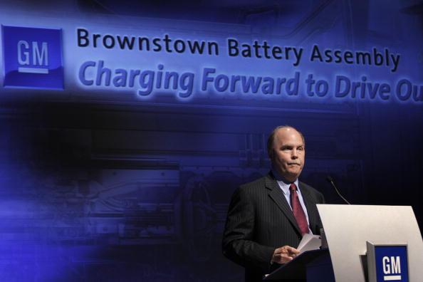 Lithium「GM CEO Henderson Details Plans For Michigan Plant To Build Volt Battery」:写真・画像(16)[壁紙.com]