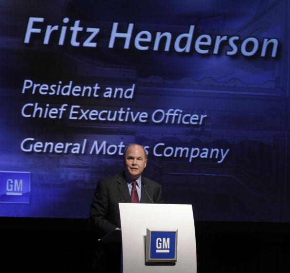 Lithium「GM CEO Henderson Details Plans For Michigan Plant To Build Volt Battery」:写真・画像(18)[壁紙.com]