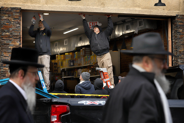 Jersey City「Officials Say Shooting In Jersey City At Kosher Market Was Targeted Attack」:写真・画像(8)[壁紙.com]