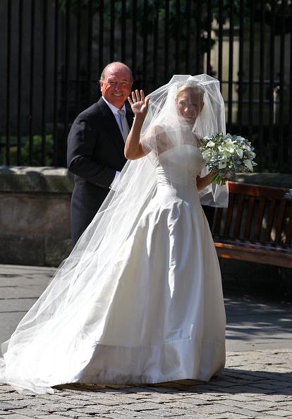 Bouquet「Zara Phillips Marries Mike Tindall In Edinburgh」:写真・画像(19)[壁紙.com]