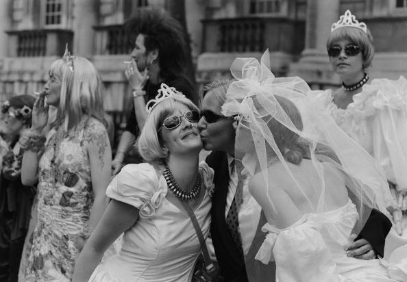 Wedding Dress「Mardi Gras」:写真・画像(5)[壁紙.com]