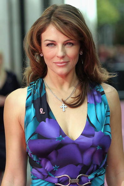 Breast「Elizabeth Hurley Launches Breast Cancer Awareness Month In Dublin」:写真・画像(0)[壁紙.com]