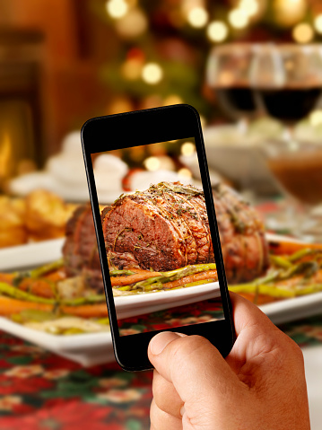 Auto Post Production Filter「Mobile Photography of Roast Beef Dinner」:スマホ壁紙(7)
