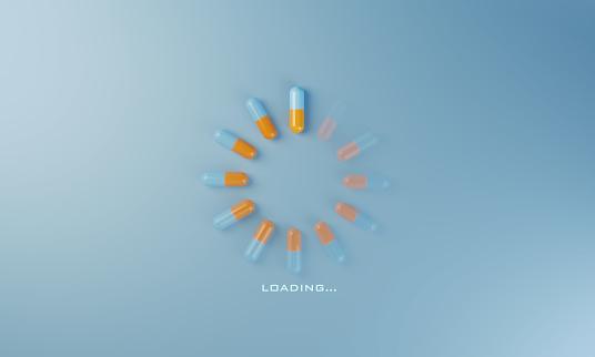 Internet of Things「Pills Loading」:スマホ壁紙(14)