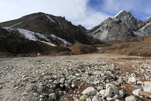 Khumbu「Awi Peak mountain 5245 M,」:スマホ壁紙(15)