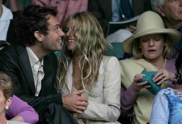 Jo Miller- South African Actress「Celebrities At Wimbledon 2004」:写真・画像(0)[壁紙.com]