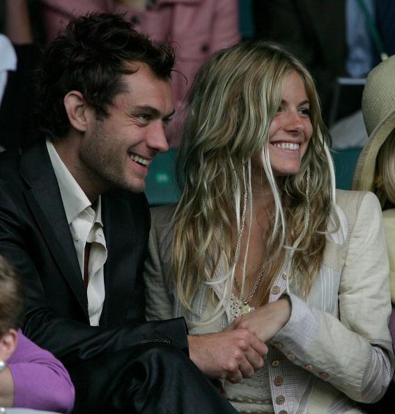 Clive Brunskill「Celebrities At Wimbledon 2004」:写真・画像(2)[壁紙.com]