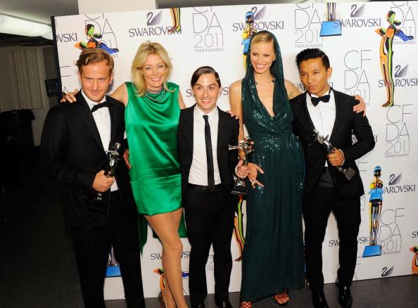 CFDA Fashion Awards「2011 CFDA Fashion Awards - Winner's Walk」:写真・画像(6)[壁紙.com]